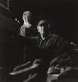 Sir Jacob Epstein, by Michael Peto - NPG x137297