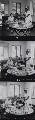 Anne Geraldine Fleming; Ian Fleming; Violet Cummings, by Francis Goodman - NPG x195026