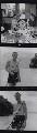 Alan John Ross; Ian Fleming, by Francis Goodman - NPG x195030