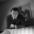Peter Ustinov, by Francis Goodman - NPG x39547