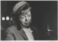 Joan Maud Littlewood, by Jurgen Schadeberg - NPG x137289