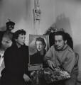 Margaret Rawlings (Lady Barlow); Pietro Annigoni, by Francis Goodman - NPG x195069