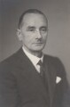 Sir Theodore Eastaway Thomas, by Walter Stoneman - NPG x185654