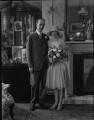 Sidney Edward Bruce Jenner; May Elizabeth Foord Jenner (née Openshaw), by Lafayette (Lafayette Ltd) - NPG x184604