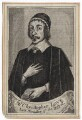 Christopher Love, probably after Cornelis Johnson Jr (Jonson van Ceulen) - NPG D42605