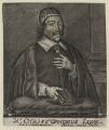 Christopher Love, by Abraham J. Conradus, after  Cornelis Johnson Jr (Jonson van Ceulen) - NPG D42606