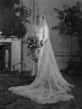 Rhona Felicia des Graz (née Lloyd Mostyn), by Lafayette (Lafayette Ltd) - NPG x184630