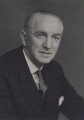 Sir John Allan Tarbat, by Walter Stoneman - NPG x185720