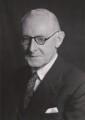 Sir Harry Townend, by Walter Stoneman - NPG x185728