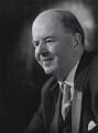 Sir Theodore Henry Tylor, by Walter Bird - NPG x185788