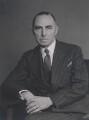 Sir Frederick Tymms, by Walter Stoneman - NPG x185789