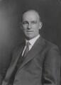 Arthur Mannering Tyndall, by Walter Stoneman - NPG x185790