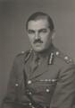 Robert Elliott ('Roy') Urquhart, by Walter Stoneman - NPG x185801