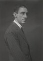 Caryl Arthur James, 12th Viscount Valentia, by Walter Stoneman - NPG x185807