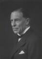Robert Gilbert Vansittart, Baron Vansittart, by Walter Stoneman - NPG x185809