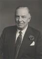 Robert Gilbert Vansittart, Baron Vansittart, by Walter Stoneman - NPG x185811