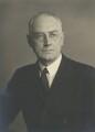 Sir (Charles) Geoffrey Vickers, by Walter Stoneman - NPG x185829