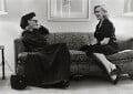 Edith Sitwell; Marilyn Monroe, by George Silk - NPG x137375