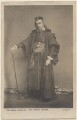 Sir Henry Irving as Shylock in 'The Merchant of Venice', by Edward Lyddell Sawyer, published by  Rotary Photographic Co Ltd - NPG Ax137399