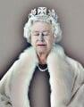 Queen Elizabeth II ('Lightness of Being'), by Chris Levine - NPG 6963