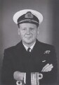 George Oswald Naish, by Walter Stoneman - NPG x186802