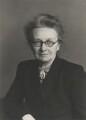 Dorothy Mary Moyle Needham (née Moyle), by Walter Stoneman - NPG x186813