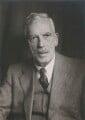 Sir Cyril Norwood, by Walter Stoneman - NPG x186894