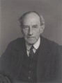 Adolph Paul Oppé, by Walter Stoneman - NPG x186939