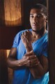 Anthony Joshua, by Francesco Guidicini - NPG x137425