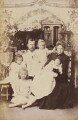 Nicholas II, Emperor of Russia with his family, by L. Levitsky - NPG P1700(67c)