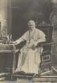 Pope Pius X (Giuseppe Melchiorre Sarto), by Fratelli D'Alessandri - NPG P1700(70d)