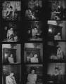 Zika Ascher; Lida Ascher, by Francis Goodman - NPG x195116