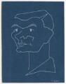 Major Schofield, by Norman Harrison - NPG D42744