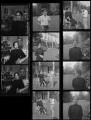 Oona Chaplin (née O'Neill); Michael John Chaplin, by Francis Goodman - NPG x195183