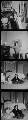 Josephine Hannah ('Josie') Chaplin; Victoria Chaplin; Oona Chaplin (née O'Neill), by Francis Goodman - NPG x195192