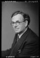 Bernard Newman, by Walter Stoneman - NPG x188456
