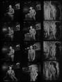 Wilbur Evans, by Francis Goodman - NPG x195241