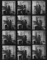 Anthony Quayle, by Francis Goodman - NPG x195368