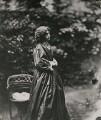 Jane Morris (née Burden), by John Robert Parsons, copied by  Emery Walker Ltd - NPG x137526