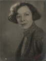 Dame Edith Evans (Dame Edith Mary Booth), by Sasha (Alexander Stewart) - NPG x137529