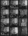 David Hockney, by Francis Goodman - NPG x195469