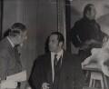 Maurice Frederick Codner; Pietro Annigoni, by Associated Press - NPG x184156