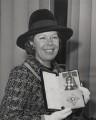 Janet Baker, by Press Association Photos - NPG x184160
