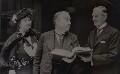 Lucy (née Ridsdale), Countess Baldwin; Neville Chamberlain; Stanley Baldwin, 1st Earl Baldwin, by Keystone Press Agency Ltd - NPG x184165