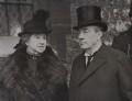 Lucy (née Ridsdale), Countess Baldwin; Stanley Baldwin, 1st Earl Baldwin, by Associated Press - NPG x184168