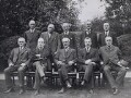 Ramsay MacDonald and his cabinet of 1931, by Press Association Photos - NPG x184174