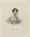 Alicia Bell, by Edward Scriven, published by  Baldwin, Cradock & Joy, after  Walter Stephens Lethbridge - NPG D42852