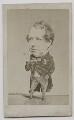 John Baldwin Buckstone, by (George) Herbert Watkins - NPG x137554