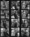 Leo Abse, by Francis Goodman - NPG x195485