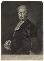 Matthew Tindal, by and sold by John Faber Jr, after  Bartholomew Dandridge - NPG D42853